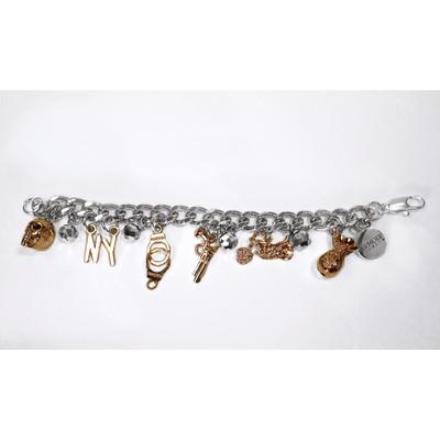 """""""The Godfather"""" charm bracelet - rose gold"""