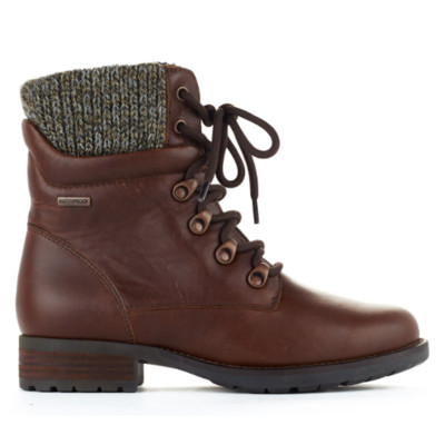 Women's Cougar 'Derry Ranchero' Winter Boot in Dark Brown