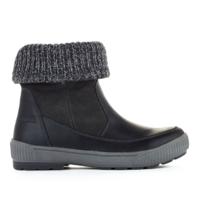 Women's Cougar 'Willow Ranchero' Winter Boot in Black and Gunmetal