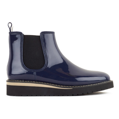 Women's Cougar 'Kensington' Rubber Boot in Navy