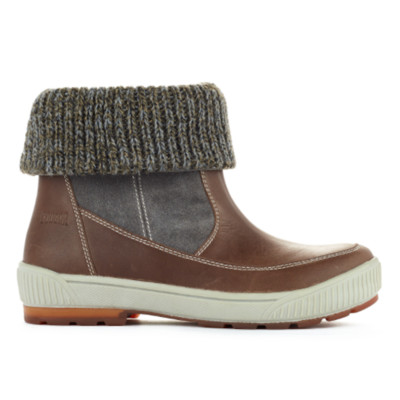 Women's Cougar 'Willow Ranchero' Winter Boot in Taupe and Putty