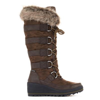 Women's Cougar 'Lancaster Nova' Winter Boot in Dark Brown