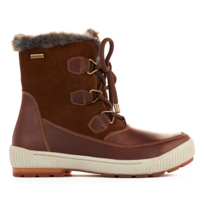 Women's Cougar 'Wilson Ranchero' Winter Boot in Dark Brown and Chestnut