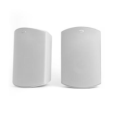 Polk Audio Atrium 6 Outdoor Speakers White – Pair