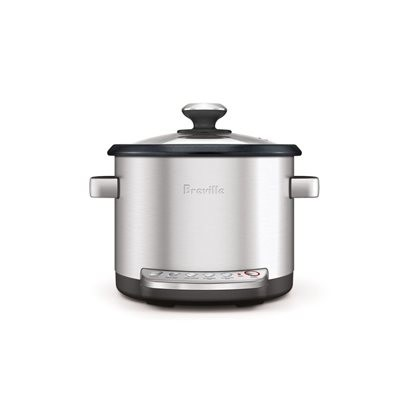 Breville BRC600XL Risotto + Sauteing Slow Rice Cooker and Steamer