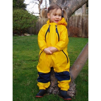 Muddy Buddy Waterproof Rainsuit - 18-24 months