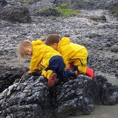 Muddy Buddy Waterproof Rainsuit - 3T