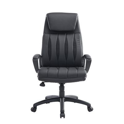 HOMCOM Ergonomic High Back Executive PU Leather Office Chair Height Adjustable