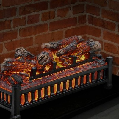 Pleasant Hearth - Electric Log Insert