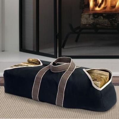 Pleasant Hearth - Canvas Firewood Bag