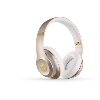 Beats by DreStudio Wireless Over-Ear Headphone (Gold) - Refurbished  (MHAJ2ZM/A)