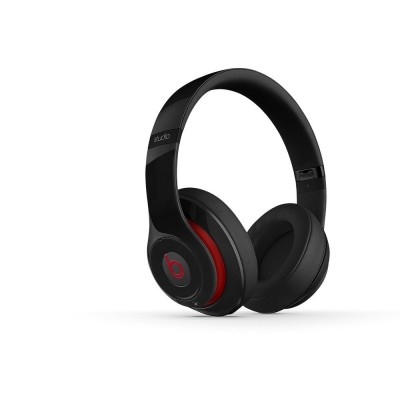 Beats by Dr. Dre - Beats Studio Over-the-Ear Headphones (Black) - Refurbished (MHAJ2ZM/A)