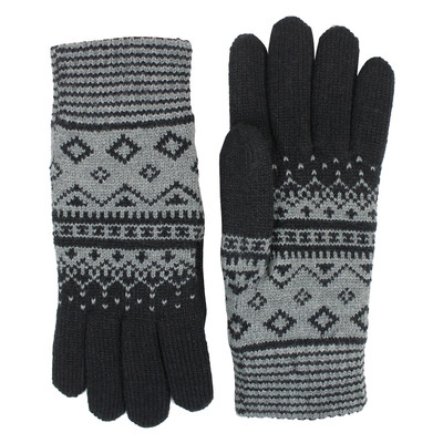 Fits Jacquard Knit Gloves
