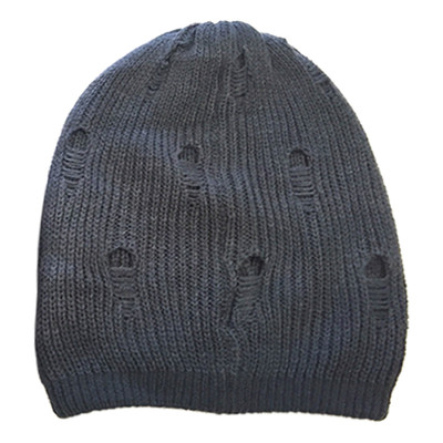 Fits Knit Slouchie With Holes
