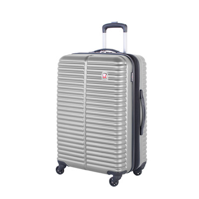 "Swiss Gear Monthey Collection - Hardside Expandable 24"" 4-wheel Luggage"