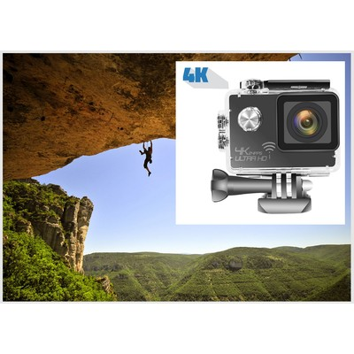 IMGadgets 12.0 MP Action Camera, 4K