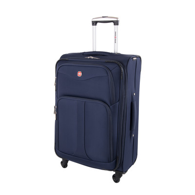 "Swiss Gear Geneva Collection - Softside 4-wheel Expandable 24"" Luggage"