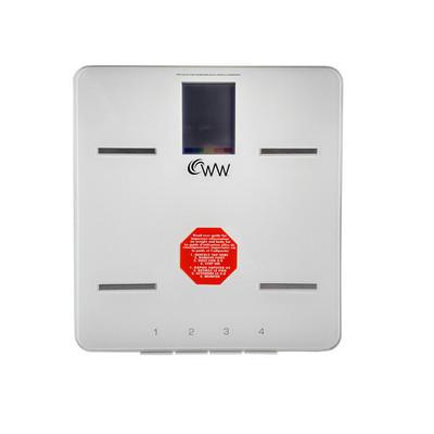 Conair Weight Watchers Slim Line Body Analysis Scale, White (WWSLB11RC)