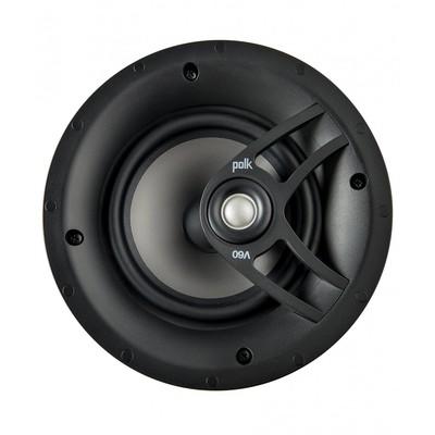 Polk Audio V60 Circular In-Ceiling Speaker – Each
