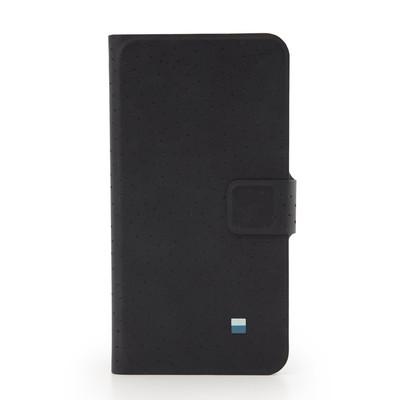 Golla Air iPhone 6 Plus Slim Folder Case / Flip Case / Impact Resistant Hardcover Protective Case - BLACK (GOLLA-G1748)