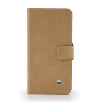 Golla Air iPhone 6 Plus Slim Folder Case / Flip Case / Impact Resistant Hardcover Protective Case - FUDGE (GOLLA-G1747)