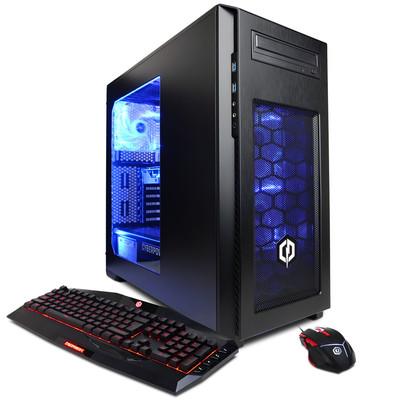 CYBERPOWERPC Gamer Xtreme GXi940 w/ Intel i5-7400 3.0GHz Gaming Computer