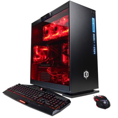 CYBERPOWERPC Gamer Xtreme Liquid Cool GLC2420 w/ Intel i7-7700K 4.2GHz Gaming Computer