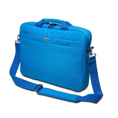 "Kensington LS240 Top Loading Carrying Case for 14.4"" Laptop and 10"" Tablet - BLUE"