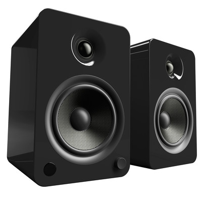 Kanto YU6 Powered Speakers with Bluetooth and Phono Preamp (YU6-SPEAKERS)