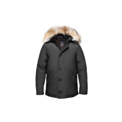 Toronto Men's Jacket - Steel Grey