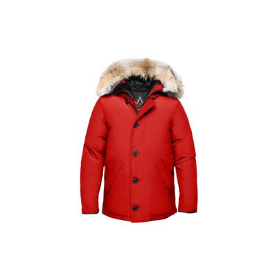 Toronto Men's Jacket - Red