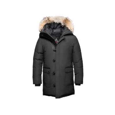 Alaska Men's Jacket - Black