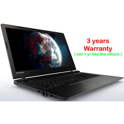 Lenovo IdeaPad Signature Edition notebook with 3 yrs warranty, Intel Dual Core 2.48Ghz Burst Frequency, Windows 10 Home 64 bit