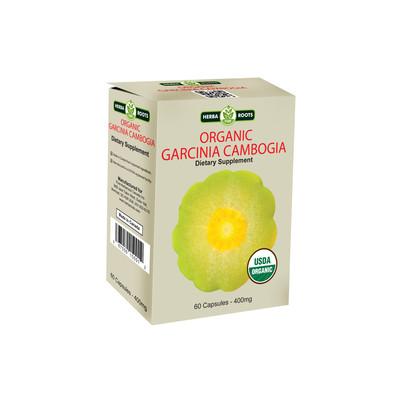 Organic Garcinia Cambogia Capsules