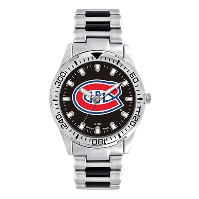 NHL Montreal Canadiens Heavy Hitter Watch