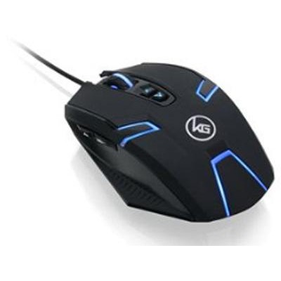 IOGear Kaliber Gaming SYMMETRE Ambidextrous Gaming Mouse (GME630)