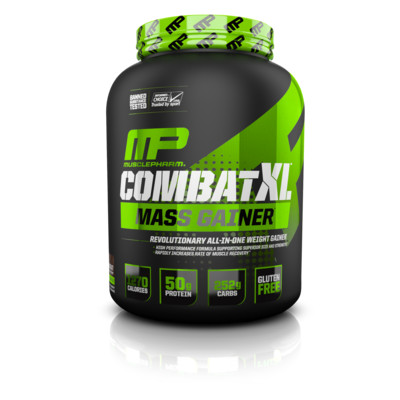 Combat XL - Mass Gainer - Chocolate - 6 Lbs