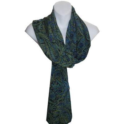 Fashion scarf in pasley