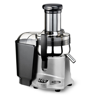 Omega-Refurbished Mega Mouth Juicer, English (OMG500S)
