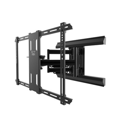 Kanto PMX660 Pro Series Full Motion Mount for 37-inch to 80-inch TVs (800152716626)
