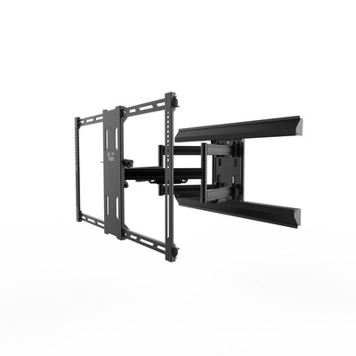 Kanto PMX680 Pro Series Full Motion Mount for 39-inch to 80-inch TVs (800152716633)