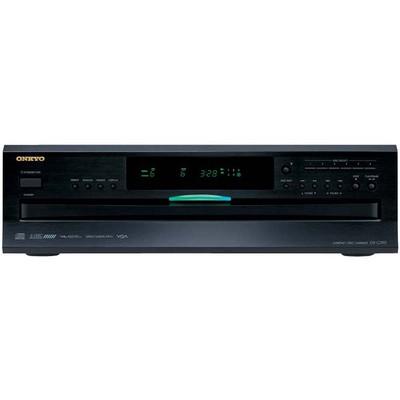 Onkyo-Refurbished DX-C390 6-Disc Carousel CD Changer, English (ON-CECH-DXC390R)