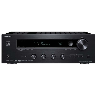 Onkyo-Refurbished TX-8140 Network Stereo Receiver with Built-In Wi-Fi & Bluetooth, English (ON-CERE-TX8140R)