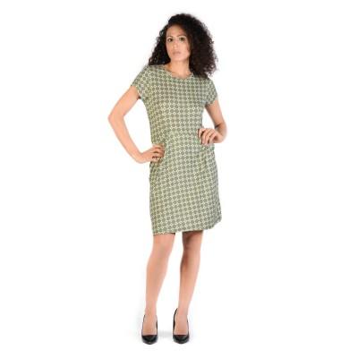 Bluberry Women's Tilda Cap Sleeve Dress