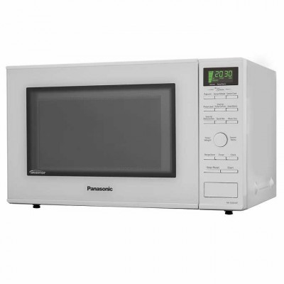 Panasonic Genius 1.2 cu.ft Microwave NN-SD664W - White - Refurbished