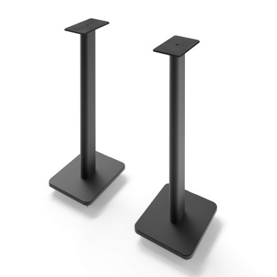 Kanto Bookshelf Speaker Stands - Black (SP-PL_SERIES)