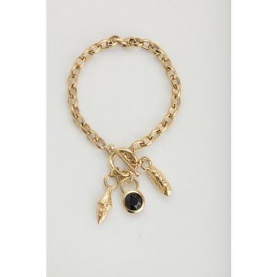 "Anya ""jet black"" swarovski crystal"