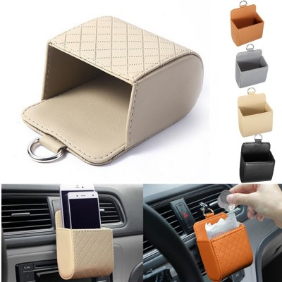 MBD iPouch Holder in Car (Beige)