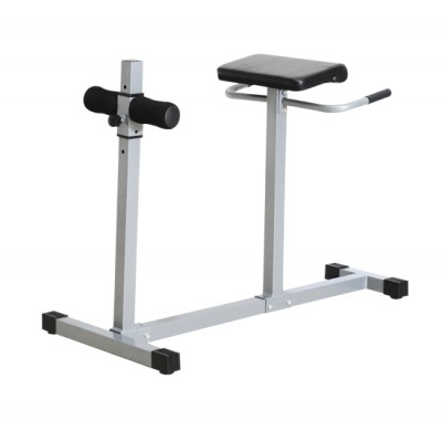 Soozier Roman Chair Ab Exercise Adjustable Hyperextension Back Bench Abdominal