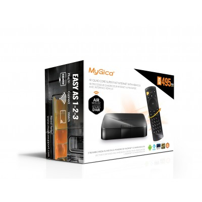MyGica ATV-495ProHDR Android 6.0 TV Box (190314000138)